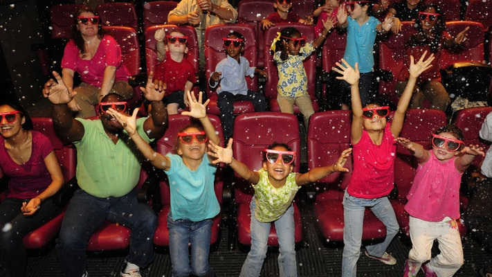Photo of 4-D Theater