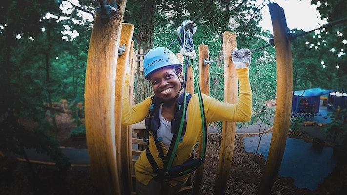 Photo of Treetop Adventure