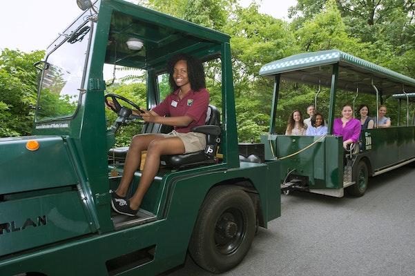 Photo of Zoo Shuttle